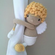 elegant-amigurumi-crochet-angel-nacimiento-ucretsiz-desenler-4 Amigurumi Crochet Angel Nacimiento Ücretsiz Desenler