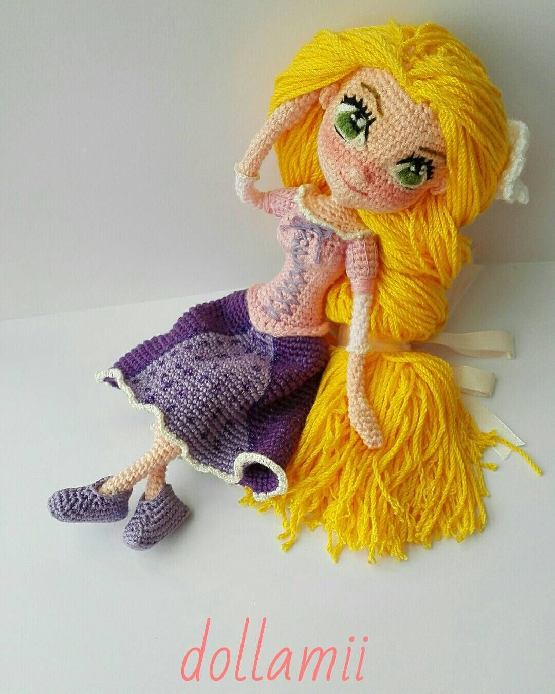 elegant-amigurumi-tig-isi-doll-sara-ucretsiz-desen-7 Amigurumi Tığ işi Doll Sara Ücretsiz Desen