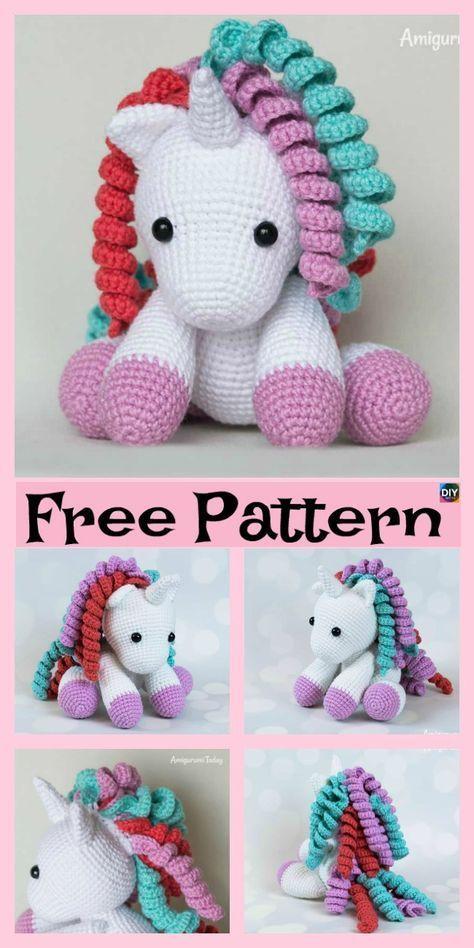 -amigurumi-bebek-unicorn-ucretsiz-desen-7 Amigurumi Bebek Unicorn Ücretsiz Desen