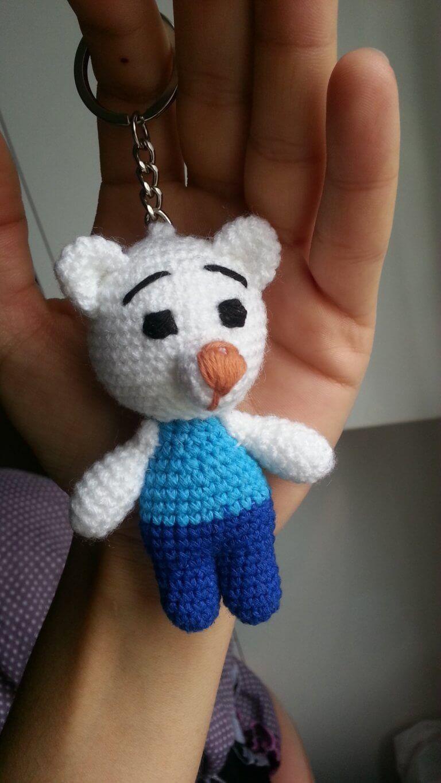 -amigurumi-bunny-anahtarlik-ucretsiz-desen-4 Amigurumi Bunny Anahtarlık Ücretsiz Desen
