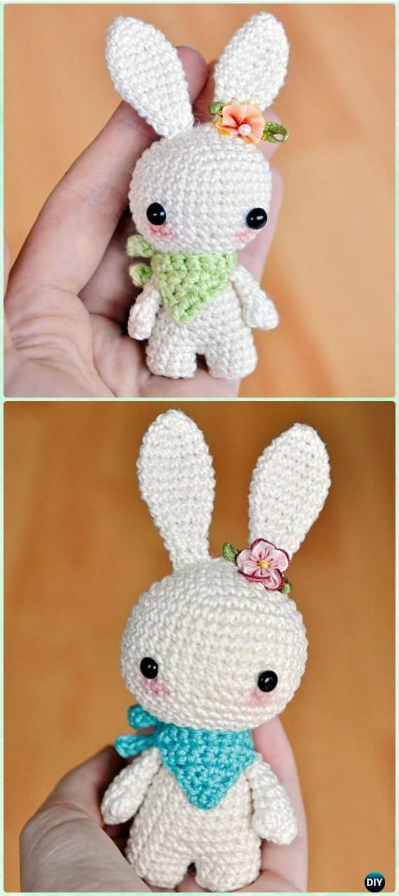-amigurumi-bunny-anahtarlik-ucretsiz-desen-5 Amigurumi Bunny Anahtarlık Ücretsiz Desen