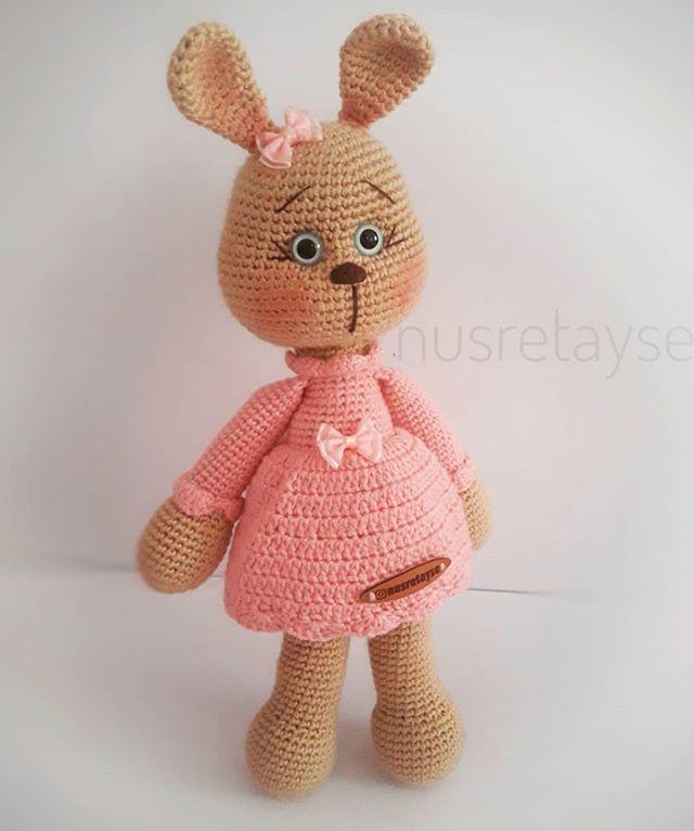 -amigurumi-bunny-anahtarlik-ucretsiz-desen-7 Amigurumi Bunny Anahtarlık Ücretsiz Desen