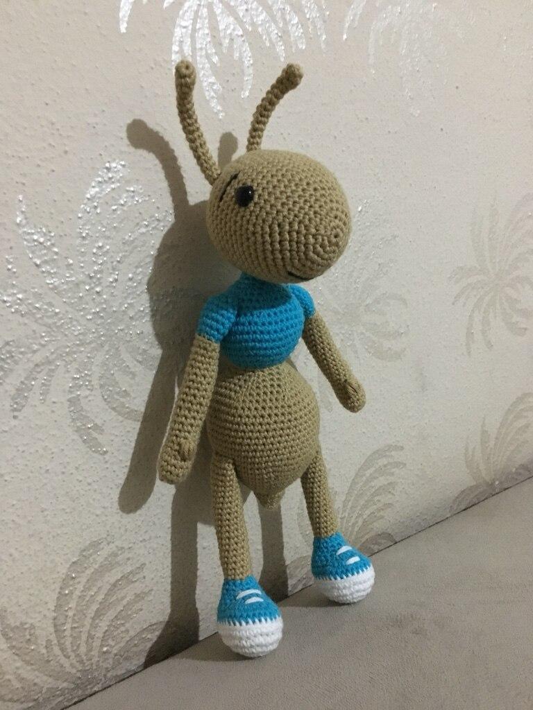 -amigurumi-karinca-oyuncak-tig-17 Amigurumi Karınca Oyuncak Tığ