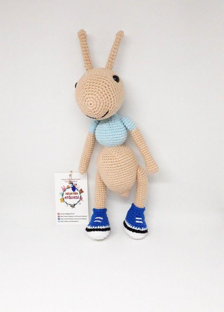 -amigurumi-karinca-oyuncak-tig-3 Amigurumi Karınca Oyuncak Tığ