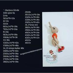 -amigurumi-karinca-oyuncak-tig-5 Amigurumi Karınca Oyuncak Tığ