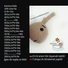 -amigurumi-karinca-oyuncak-tig-6 Amigurumi Karınca Oyuncak Tığ