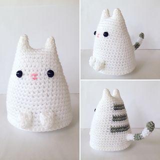 -amigurumi-kitty-serbest-desen-10 Amigurumi Kitty Serbest Desen