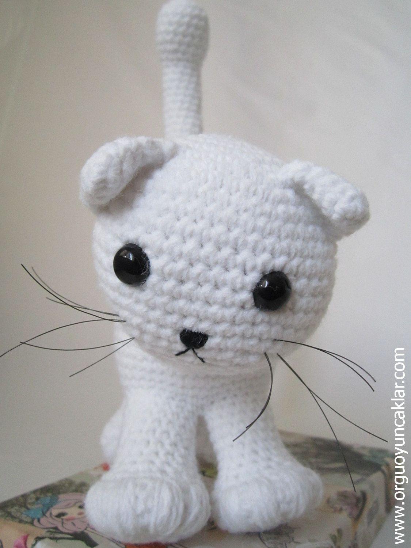 -amigurumi-kitty-serbest-desen-18 Amigurumi Kitty Serbest Desen