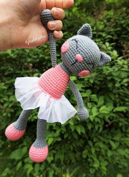 -amigurumi-kitty-serbest-desen-20 Amigurumi Kitty Serbest Desen