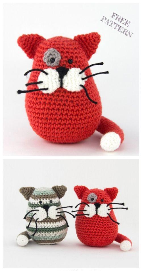 -amigurumi-kitty-serbest-desen-5 Amigurumi Kitty Serbest Desen