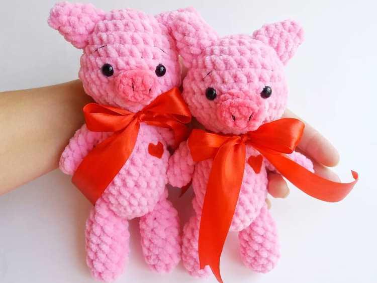 -amigurumi-kucuk-domuz-desen-5 Amigurumi Küçük Domuz Desen