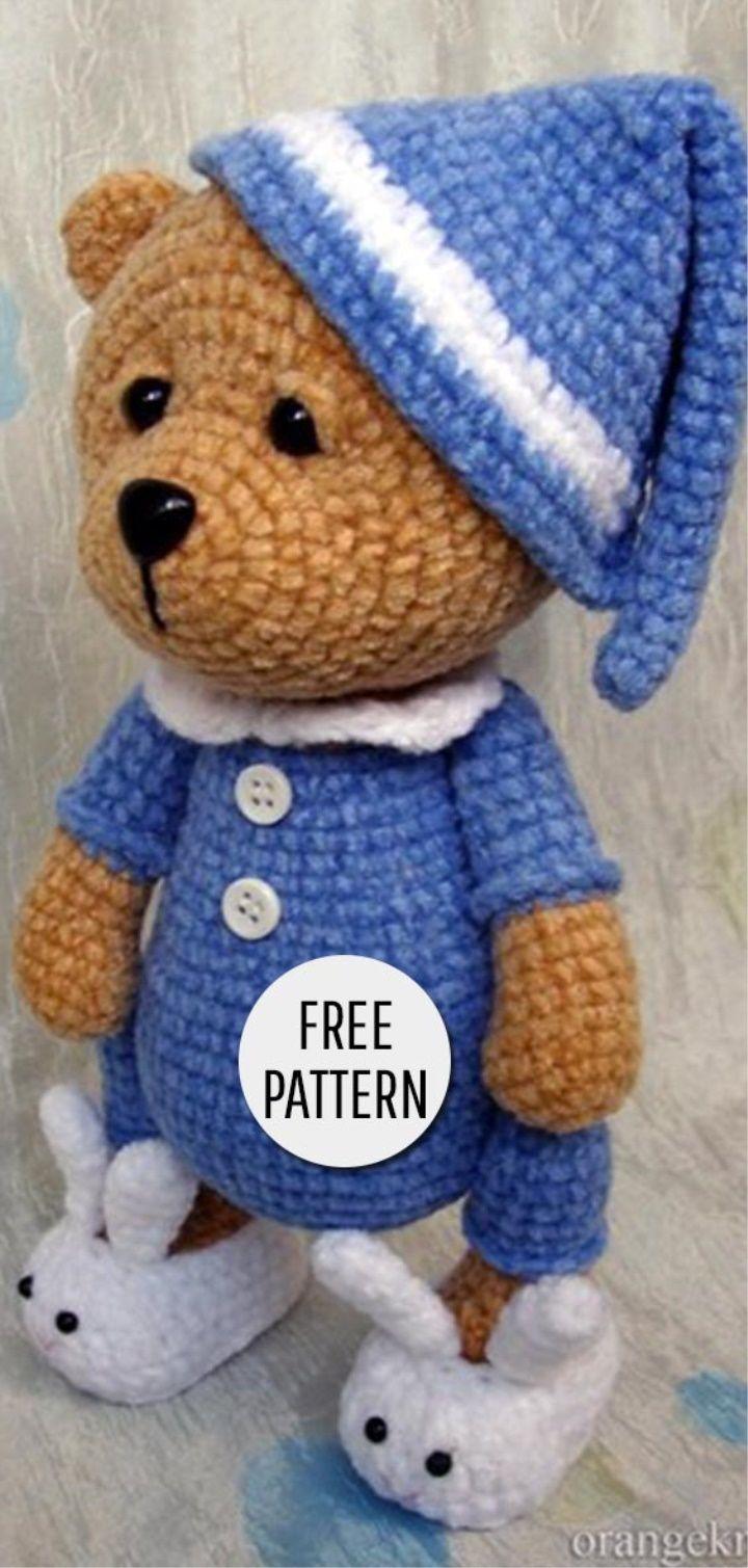 Amigurumi Cutie Bear Açıklama