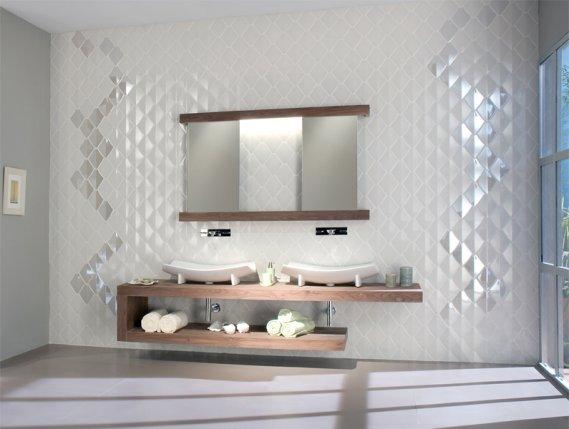 3 boyutlu banyo seramik modeli
