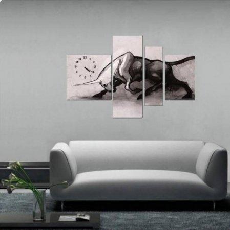 Canvas Duvar Saati Modelleri