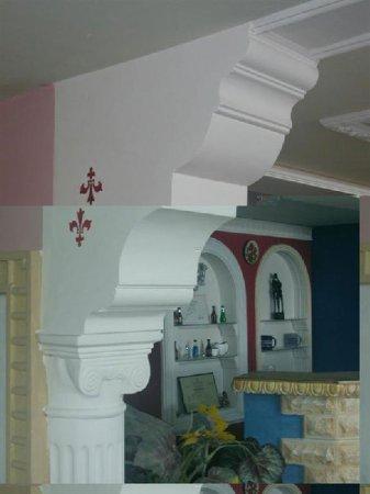Alçı-Kemer-Dekorasyonu Modern Alçı Kemer Modelleri