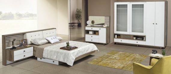 Alfemo Retro Yatak Odası