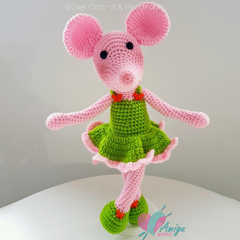 Amigurumi-Sweet-Doll-Ücretsiz-Desen-Kroşe-13 Amigurumi Sweet Doll Ücretsiz Desen Kroşe