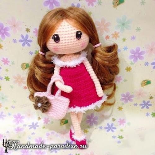 Amigurumi-Sweet-Doll-Ücretsiz-Desen-Kroşe-17 Amigurumi Sweet Doll Ücretsiz Desen Kroşe
