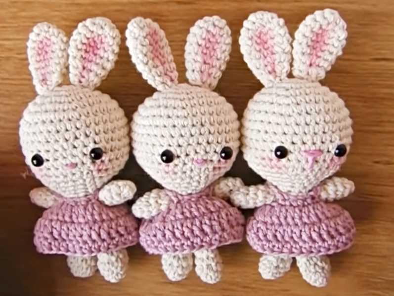 Amigurumi-Sweet-Doll-Ücretsiz-Desen-Kroşe-18 Amigurumi Sweet Doll Ücretsiz Desen Kroşe