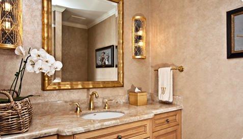 Banyo-İçin-Varak-Ayna-Çerçeveleri Dekoratif Varak Ayna