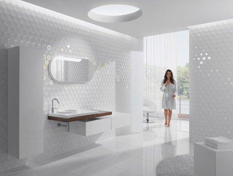Banyo-Beyaz-Yer-Seramikleri Beyaz Yer Seramikleri
