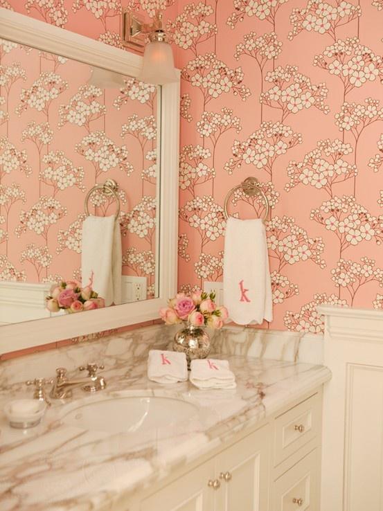 Banyo-ve-Tuvalette-Duvar-Kağıdı-Modelleri Suya Dayanıklı Banyo Duvar Kağıdı Modelleri