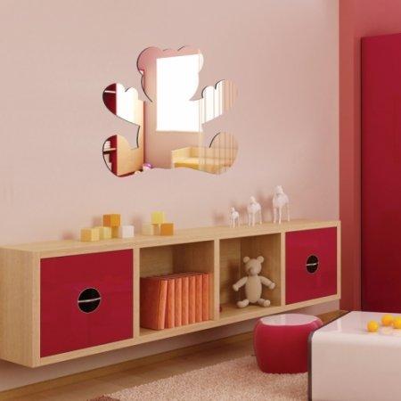 Bebek Odası Ayıcık Ayna Tasarımı