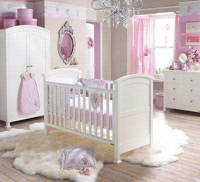 Bebek-Odası-Dekoratif-Aynası Bebek Odaları İçin Dekoratif Aynalar
