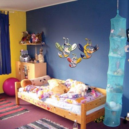 Bebek-Odası-Dekoratif-Duvar-Aynası Bebek Odaları İçin Dekoratif Aynalar