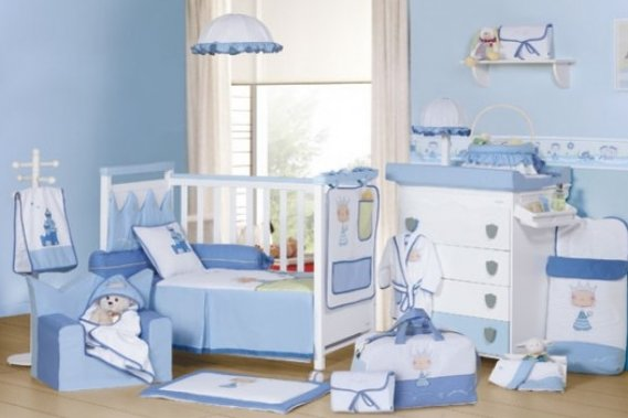 Bebek Odası Duvar Rengi