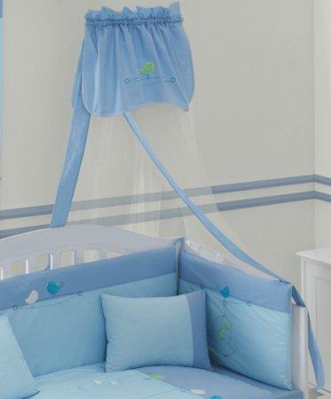 Bebek-Yatağı-Cibinlik-Modeli Bebek Cibinlik Modelleri