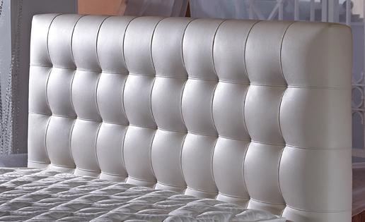 Beyaz-Yatak-Başlığı-Tasarımı Deri Yatak Başlık Modelleri