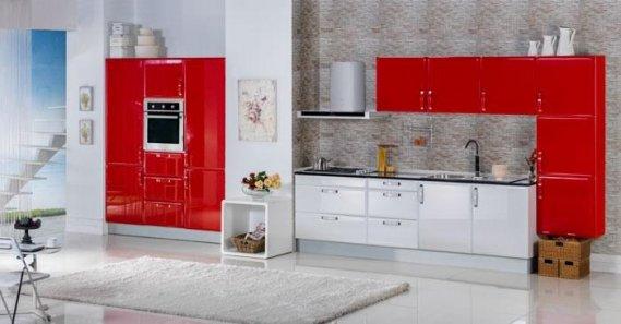 Dekoratif İstikbal Mutfak Modeli