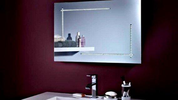 Dekoratif-Modern-Banyo-Aynası-Fotoları Modern Banyo Aynası Tasarımları