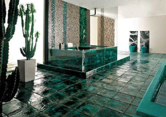 Eşsiz-Franco-Pecchioli-Banyo-Tasarımı Franco Pecchioli Banyo Tasarımı