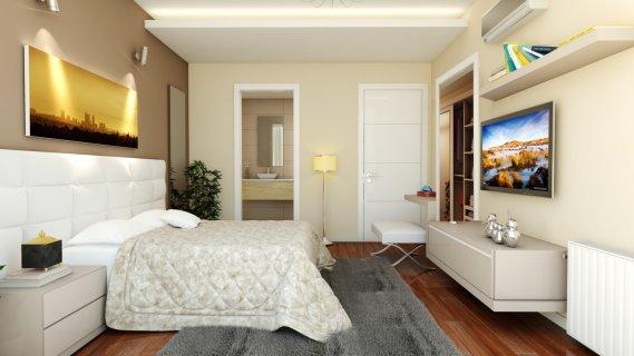 Ebeveyn-Banyolu-Yatak-Odası-Tasarımı Ebeveyn Banyolu Yatak Odası Modelleri