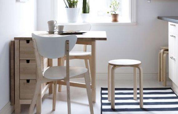 Estetik İkea Mutfak Masası