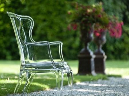 Estetik-Şeffaf-Sandalye-Dizaynı Şeffaf Sandalye Modelleri
