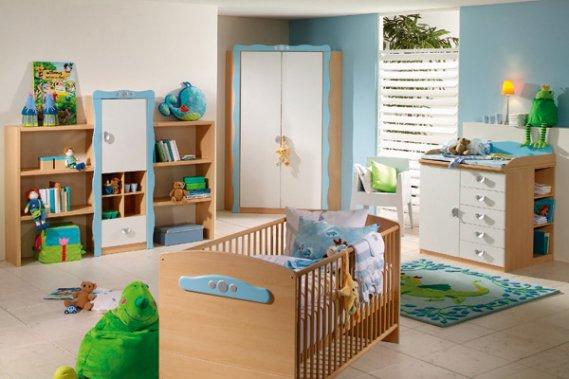 Estetik Bebek Odası Modeli