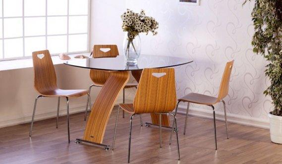 Estetik Bellona Mutfak Masa ve Sandalyesi