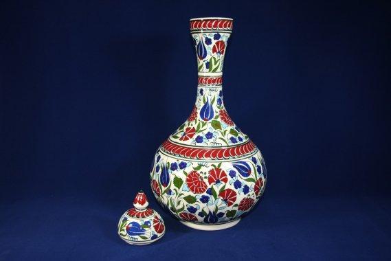 Estetik Seramik Çini Vazo