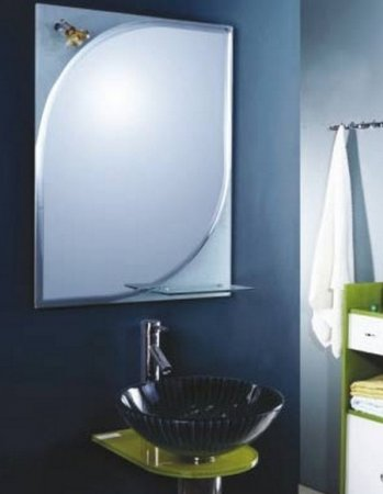 Farklı-Modern-Banyo-Ayna-Tasarımı Modern Banyo Aynası Tasarımları