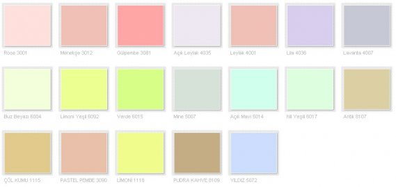 Filli-Boya-Renk-Kataloğu-2013-2 Filli Boya Renk Kataloğu 2013