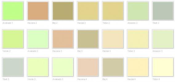 Filli Boya Renk Kataloğu 2013 6