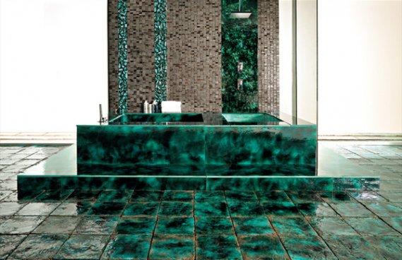 Franco-Pecchioli-Banyo Franco Pecchioli Banyo Tasarımı