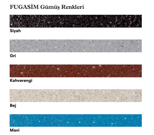 Fugasim-Gümüş-Simli-Derz-Dolgu-Renkleri Simli Derz Dolgu Modelleri ve Renkleri