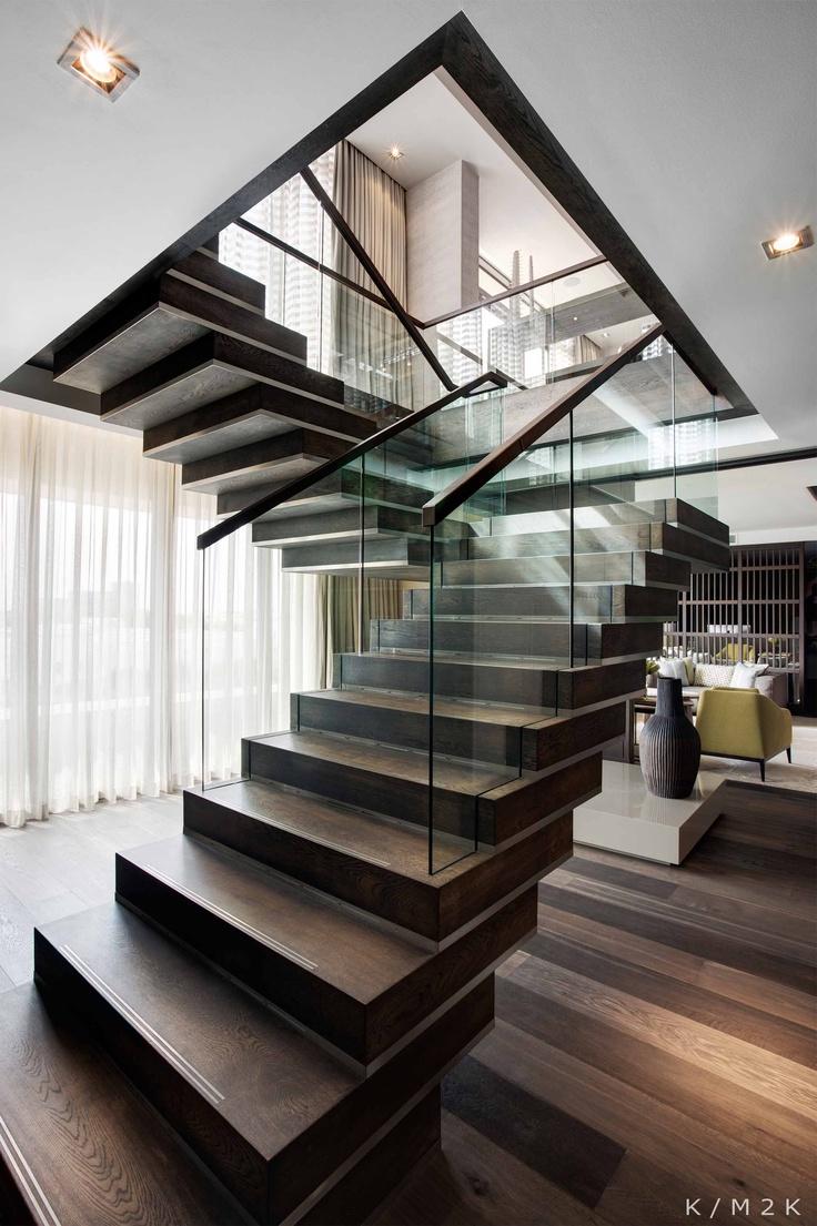 Güzel-Merdiven-Modeli En Güzel Modelli Merdivenler