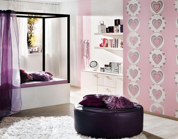 Genç-Odası-Duvar-Kağıdı-Modelleri-5 Genç Odası Duvar Kağıdı Modelleri