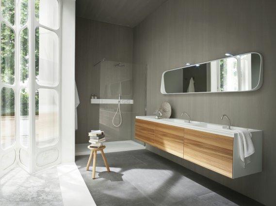 Harika-Modern-Banyo-Aynası Modern Banyo Aynası Tasarımları