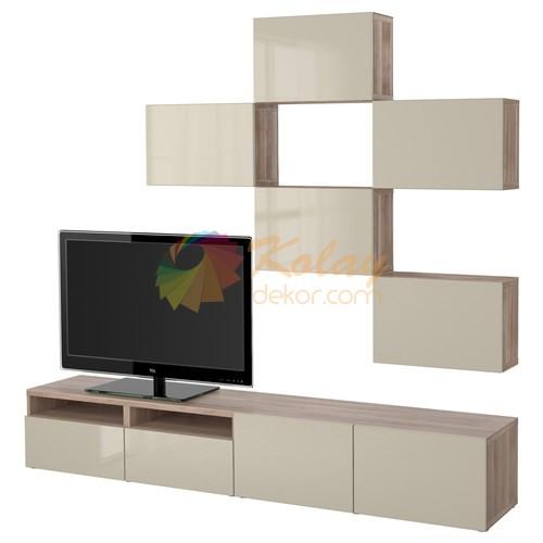 IKEA-2015-TV-Unitesi-Modelleri-14-BestaSelsviken- IKEA 2018 TV Ünitesi Modelleri